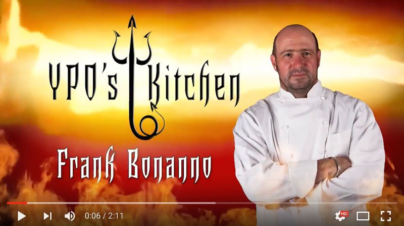 YPO KItchen Frank Bonanno
